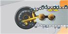 Sistem Ematic pentru ungerea lanţului